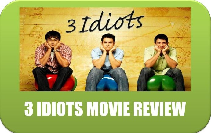 Film Review of 3 Idiots for Students- Example of Film Review