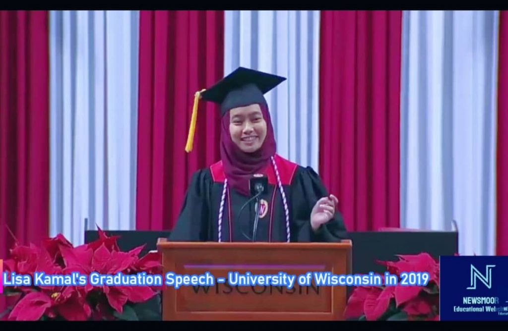 Speech Critique Sample, Speech Critique Sample, How to Critique a Speech Example. Lisa Kamal's Speech Critique Sample. Sample of How to Critique Speech. Speech Critiquing Sample For Student's Assignment. Speaker: Lisa Nurmarini Mohd Kamal Title: Graduation speech Venue: University of Wisconsin Madison Winter Commencement. Time: 2019 Notable Elements: Best inspirational graduation speech.